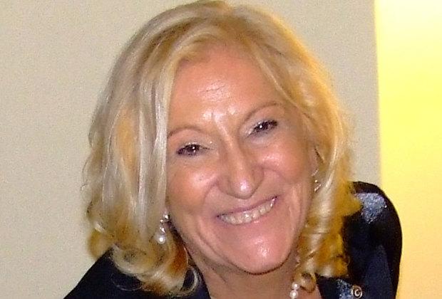 Year 2013/2014, Club President - Franca Itri