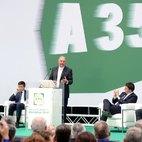 L'intervento di Francesco Bettoni, Presidente di Brebemi