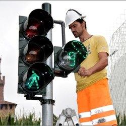 Il nuovo semaforo contasecondi