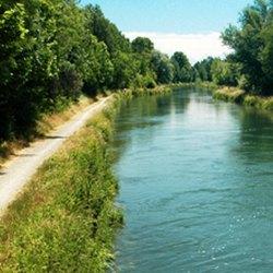 Il canale Muzza a Paullo
