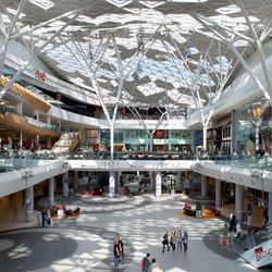Il centro Westfield di Londra
