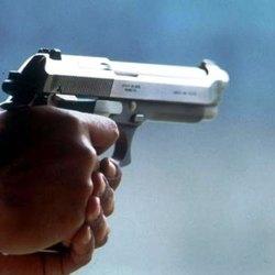 Pistola puntata