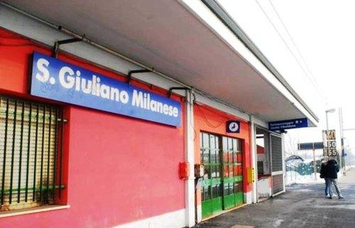 La stazione di San Giuliano