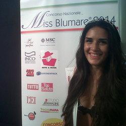 Miss Blumare a Galleria Borromea