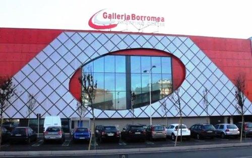 La Galleria Borromea di Peschiera