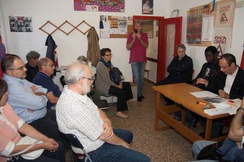 Solidarietà ai lavoratori della Dielle di Cassina