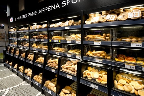 Nuovo supermercato U2 a Mediglia