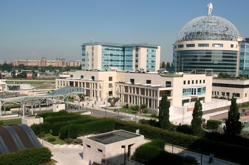 L'ospedale San Raffaele