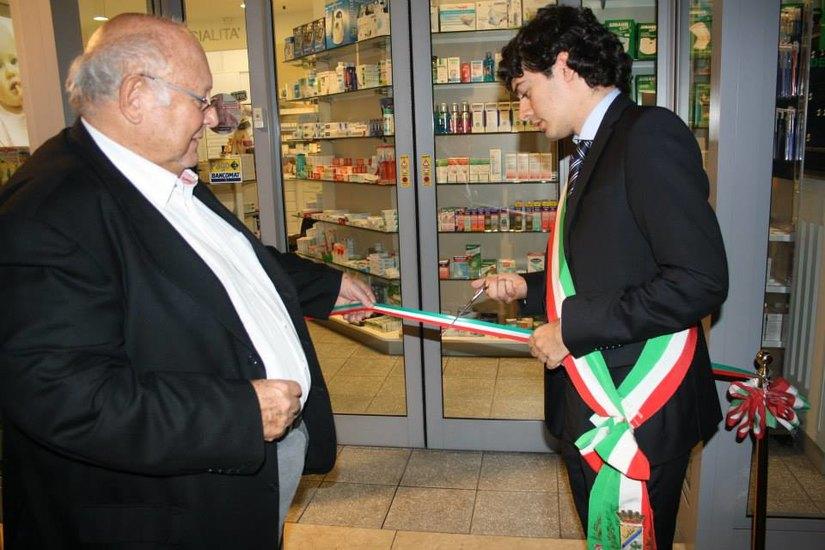 Inaugurazione Farmacia Comunale di Via  Della Liberazione