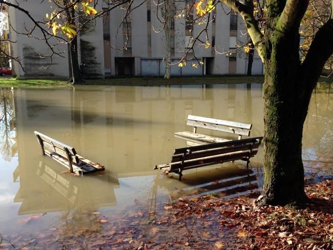 Bolgiano (San Donato) sott'acqua