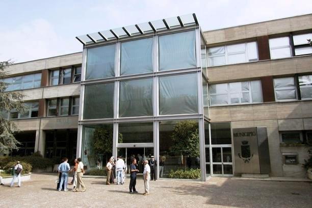 Il Municipio di San Donato