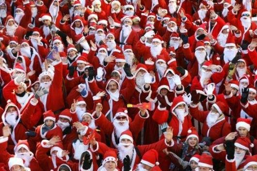 AAA cercasi Babbo Natale