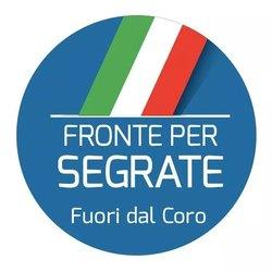 Il logo del movimento civico Fronte per Segrate