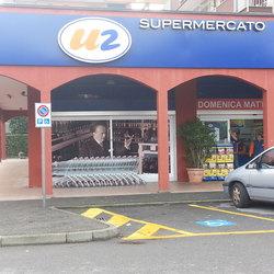 Il supermercato di Via Cristei oggetto dell'ultima rapina
