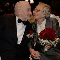 Sposi dopo 70 anni