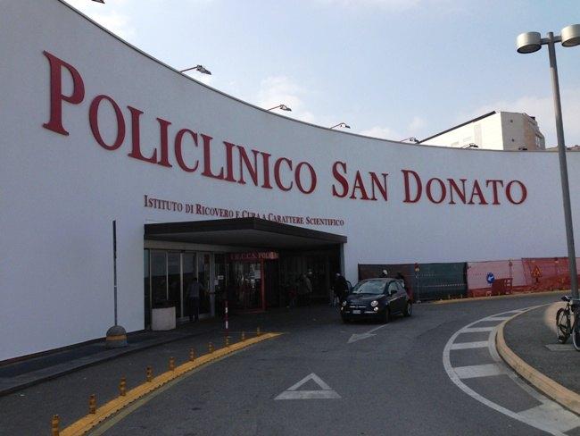 Il policlinico di San Donato
