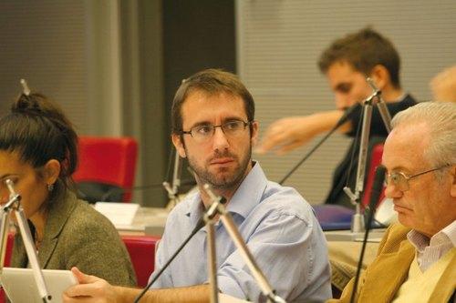 Paolo Micheli in consiglio comunale a Segrate