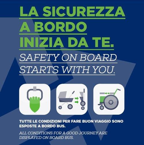 Sicurezza sugli autobus