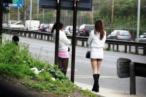 Prostituzione su strada