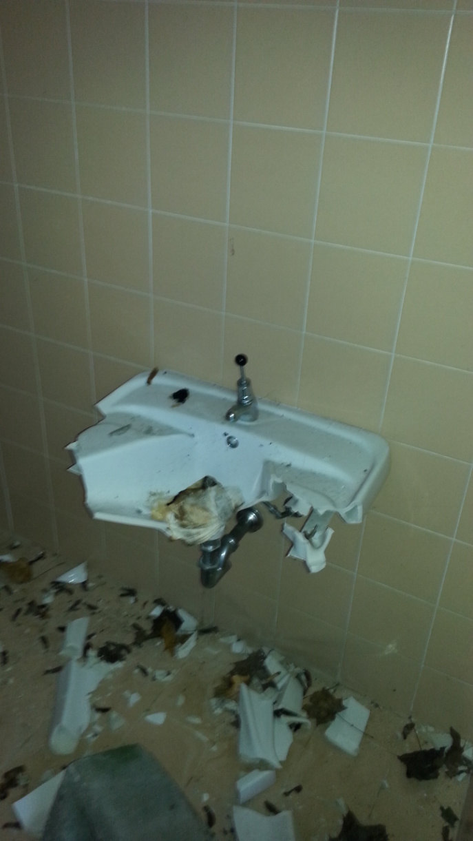 La denuncia di Sel Segrate: immagini di degrado e vandalismo all'ex campo di Via XXV Aprile