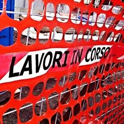 Lavori pubblici a Milano