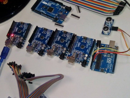 Sistemi Arduino