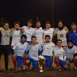 La squadra del San Carlo Bettola Bianco