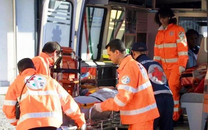 Incidente sul lavoro a San Giuliano