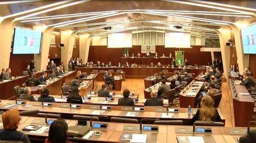 Il consiglio regionale lombardo