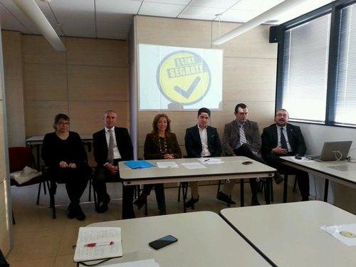 Conferenza stampa di presentazione della lista civica I like Segrate