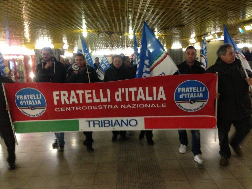 Stazione MM3 San Donato Milanese