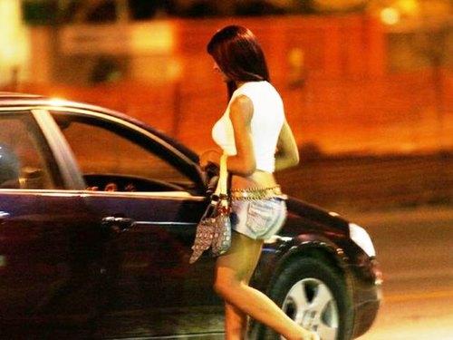 Una prostituta