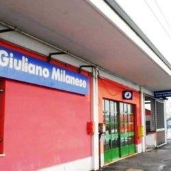La stazione di San Giuliano Centro