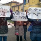 Mamme in protesta
