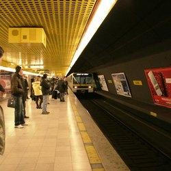 La linea 3 della metropolitana