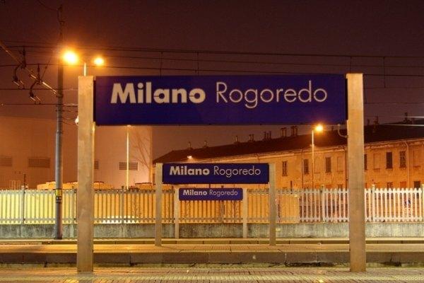 La stazione di Rogoredo