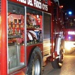 Autopompe dei vigili del fuoco