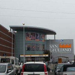 Il Centro Commerciale San Giuliano