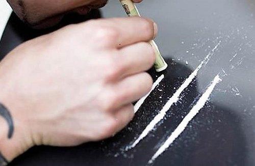 Consumo di droga
