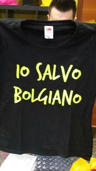 La t-shirt di protesta