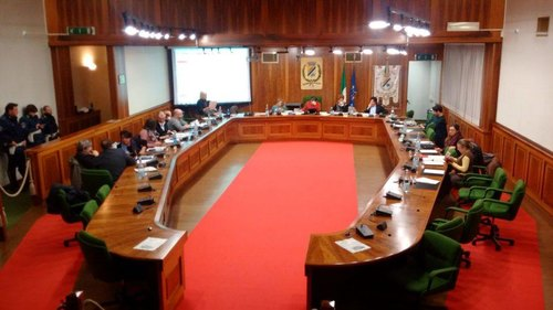 Consiglio comunale di Peschiera Borromeo