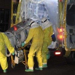 Il trasporto di un paziente affetto da Ebola