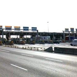 La barriera di Agrate, luogo dell'incidente