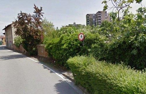 L'area di via Marignano dove potrebbe sorgere il nuovo luogo di culto non cattolico