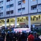 La protesta