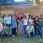 I genitori dei bambini che frequentano l'asilo di San Martino Olearo