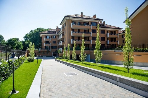 Il complesso residenziale