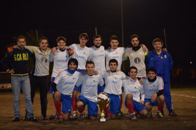 La squadra peschierese San Carlo Bettola Bianco
