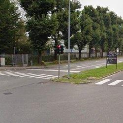 L'incrocio di viale De Gasperi