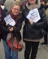 Claudia Bianchi e Cristina Amidani